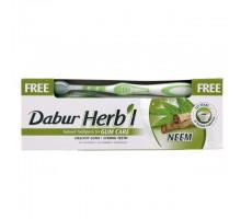 Зубная паста Dabur Herbal Neem