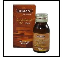 Масло сандалового дерева Hemani / Хемани 30 мл