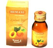 Масло абрикосовых косточек Hemani / Хемани 30 мл