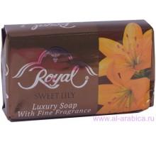 Мыло Royal Sweet Lily, ОАЭ, 125 гр
