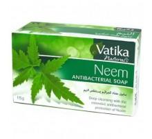 Мыло Vatika Naturals Neem Soap - Антибактериальное мыло 115 гр