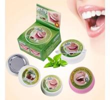 Тайская зубная паста отбеливающие в ассортименте 25 гр., Таиланд